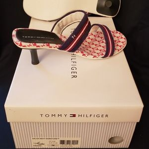 Tommy Hilfiger Shoes Mules Sandals with Heels